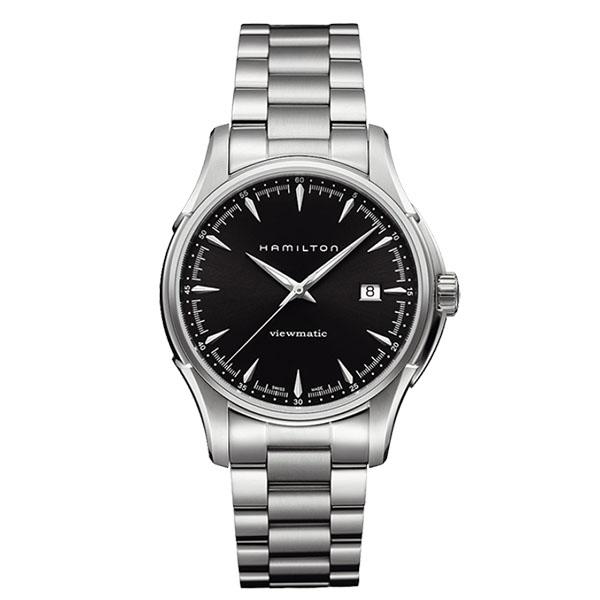 【ノベルティプレゼント】 HAMILTON ハミルトン JAZZMASTER ジャズマスター VIEWMATIC AUTO ビューマチック オート メンズ H32665131 腕時計