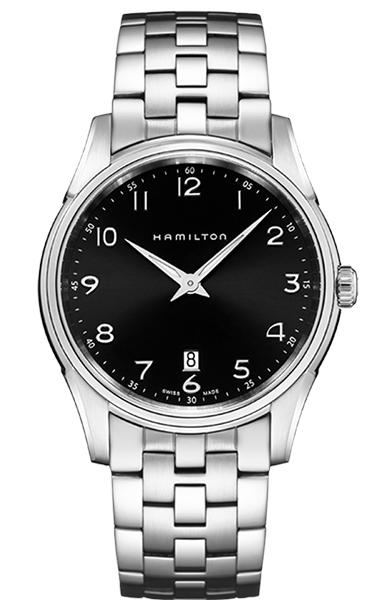 【ノベルティプレゼント】 HAMILTON ハミルトン JAZZMASTER ジャズマスター Thinline Quartz シンラインクオーツ h38511133 【時計 腕時計】