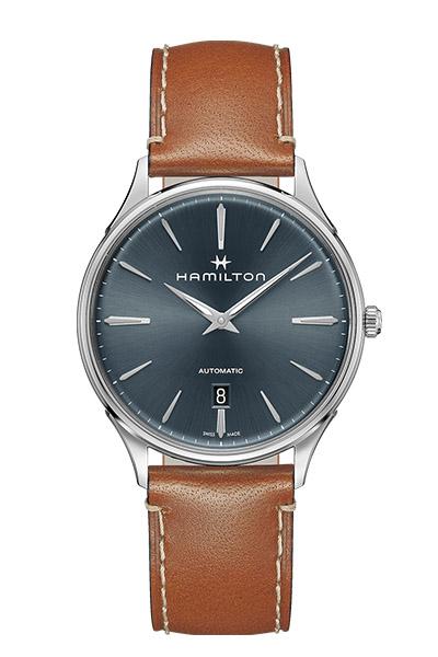 【ノベルティプレゼント】 HAMILTON ハミルトン JAZZMASTER(ジャスマスター) THINLINE AUTO(シンライン オート) H38525541 【時計 腕時計】