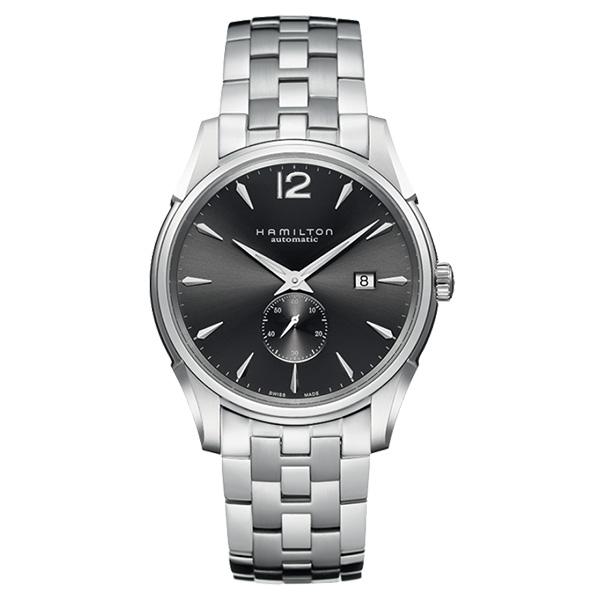 【メーカー取り寄せ】【ノベルティプレゼント】HAMILTON ハミルトン JAZZ MASTER ジャズマスター SMALL SECOND AUTO スモールセコンド オート H38655185 腕時計