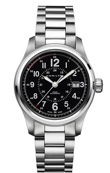 【4,000円OFFクーポン】【ノベルティプレゼント】【メーカー取り寄せ】 HAMILTON ハミルトン KHAKI FIELD カーキ フィールド Auto オート H70595133 【時計 腕時計】