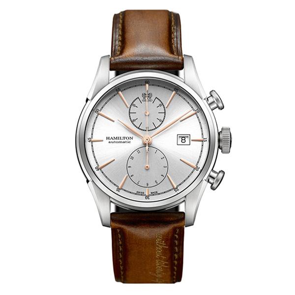 【メーカー取り寄せ】【ノベルティプレゼント】 HAMILTON ハミルトン AMERICAN CLASSIC (アメリカンクラシック) SPIRIT LIBERTY AUTO CHRONO H32416581 【時計 腕時計】