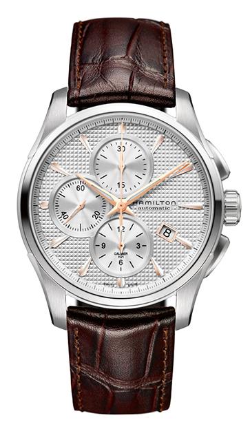 【メーカー取り寄せ】【ノベルティプレゼント】 HAMILTON ハミルトン JAZZMASTER(ジャズマスター) AUTO CHRONO(オート クロノ) H32596551 【時計 腕時計】