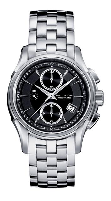 【メーカー取り寄せ】【ノベルティプレゼント】 HAMILTON ハミルトン JAZZMASTER(ジャズマスター) AUTO CHRONO(オート クロノ) H32616133 【時計 腕時計】