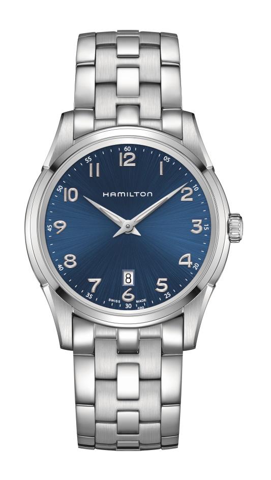 【ノベルティプレゼント】 HAMILTON ハミルトン JAZZMASTER(ジャズマスター) THINLINE QUARTZ (シンライン クオーツ) H38511143 【時計 腕時計】