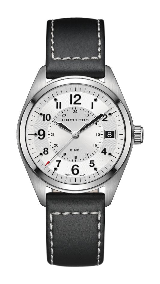 【メーカー取り寄せ】【ノベルティプレゼント】 HAMILTON ハミルトン H68551753 【時計 腕時計】
