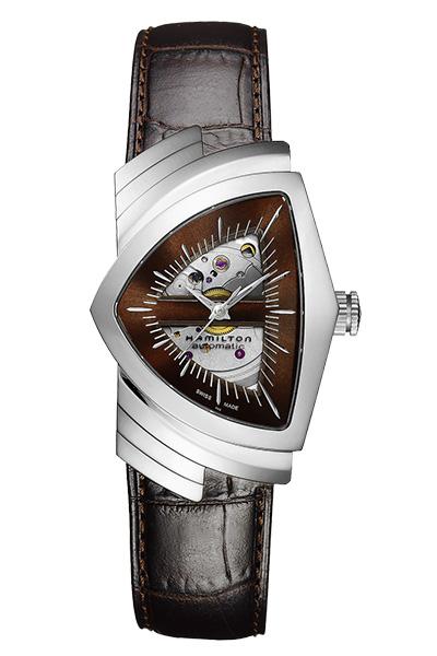 【メーカー取り寄せ】【ノベルティプレゼント】 HAMILTON ハミルトン VENTURA(ベンチュラ) AUTO(オート) H24515591 【時計 腕時計】