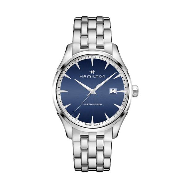 【ノベルティプレゼント】 HAMILTON ハミルトン JAZZMASTER(ジャズマスター) GENT(ジェント) H32451141 【時計 腕時計】