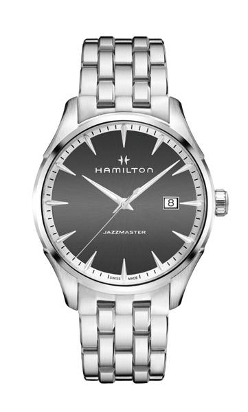 【ノベルティプレゼント】 HAMILTON ハミルトン Jazzmaster Gent (ジャズマスター ジェント) H32451181 【時計 腕時計】
