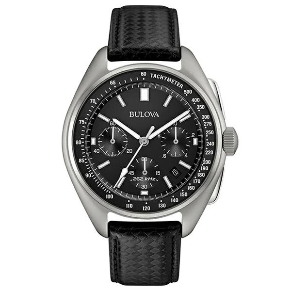 【たっぷりポイントMAX10倍! ショッピングローンMAX60回無金利】【送料無料】【国内正規品】BULOVA(ブローバ)MOON WATCH(ムーン ウォッチ)96B251【時計 腕時計】