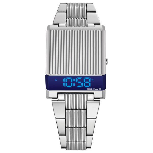【メーカー取寄せ】BULOVA ブローバ Archives Series Computron アーカイブシリーズ コンピュートロン メンズ 96C139 腕時計