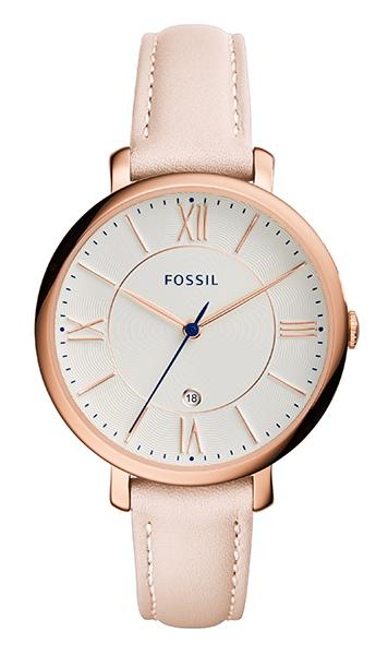 【たっぷりポイントMAX 10倍! おトクにGET!!】【送料無料】【国内正規品】FOSSIL(フォッシル)JACQUELINE(ジャクリーン)ES3988【時計 腕時計】