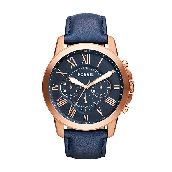 FOSSIL フォッシル GRANT グラント メンズ 44mm FS4835IE 腕時計