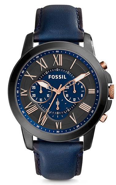 【たっぷりポイントMAX 10倍! おトクにGET!!】【送料無料】【国内正規品】 FOSSIL(フォッシル) GRANT(グラント)FS5061【時計 腕時計】