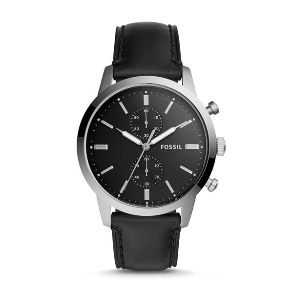 【新作】【新製品】【たっぷりポイントMAX 10倍! おトクにGET!!】【送料無料】【国内正規品】FOSSIL(フォッシル)TOWNSMAN クロノグラフ FS5396【時計 腕時計】