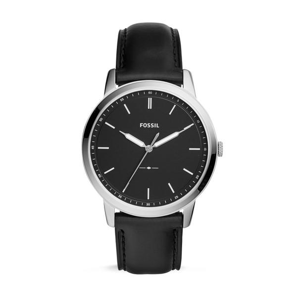 【新作】【新製品】【たっぷりポイントMAX 10倍! おトクにGET!!】【送料無料】【国内正規品】FOSSIL(フォッシル)THE MINIMALISTFS5398【時計 腕時計】