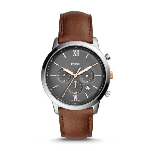 【新作】【新製品】【たっぷりポイントMAX 10倍! おトクにGET!!】【送料無料】【国内正規品】FOSSIL(フォッシル)NEUTRA クロノグラフFS5408【時計 腕時計】