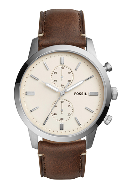 【新作】【新製品】【たっぷりポイントMAX 10倍! おトクにGET!!】【送料無料】【国内正規品】FOSSIL(フォッシル)TOWNSMANFS5350【時計 腕時計】