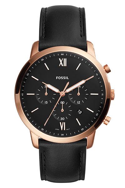 【新作】【新製品】【たっぷりポイントMAX 10倍! おトクにGET!!】【送料無料】【国内正規品】FOSSIL(フォッシル)NEUTRA CHRONO(ニュートラクロノ)FS5381【時計 腕時計】