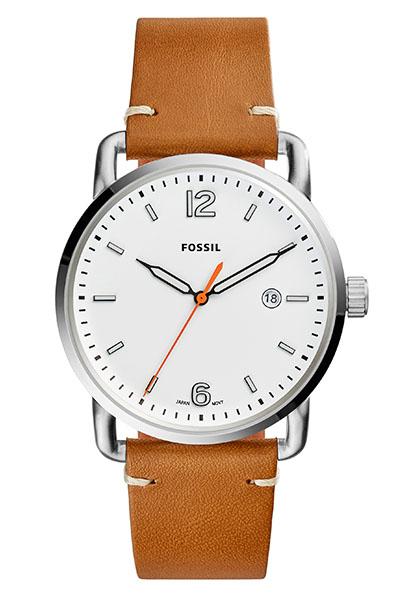 【新作】【新製品】【たっぷりポイントMAX 10倍! おトクにGET!!】【送料無料】【国内正規品】FOSSIL(フォッシル)THE COMMUTER(コミューター)FS5395【時計 腕時計】