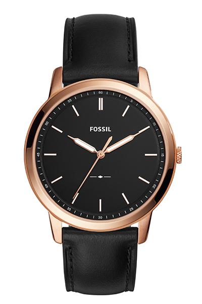 【新作】【新製品】【たっぷりポイントMAX 10倍! おトクにGET!!】【送料無料】【国内正規品】FOSSIL(フォッシル)THE MINIMALIST(ミニマリスト)FS5376【時計 腕時計】