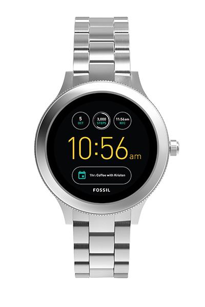 【MAX60回まで! ショッピングローン無金利対象品】【送料無料】【国内正規品】 FOSSIL(フォッシル) Q VENTURE(Qベンチュラ)FTW6003【時計 腕時計】