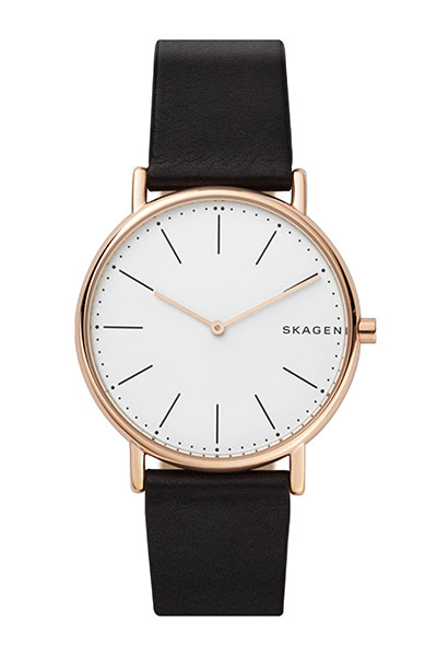 【たっぷりポイントMAX 10倍! おトクにGET!!】【送料無料】【国内正規品】SKAGEN(スカーゲン)SGNATUR(シグネチャー)SKW6430【時計 腕時計】