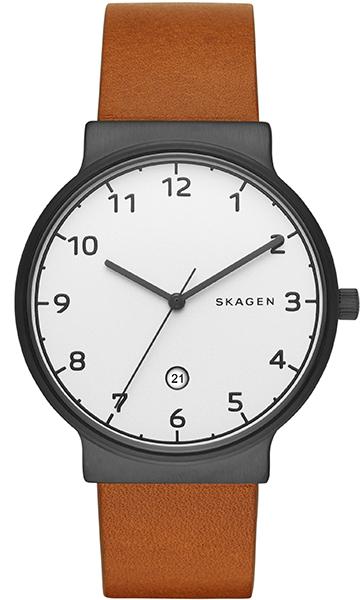 【たっぷりポイントMAX 10倍! おトクにGET!!】【送料無料】【国内正規品】SKAGEN(スカーゲン)ANCHER(アンカー)SKW6297【時計 腕時計】