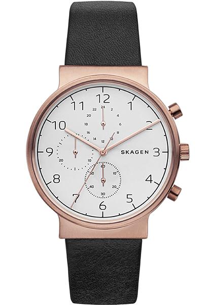【たっぷりポイント10倍】【送料無料】【国内正規品】SKAGEN(スカーゲン)ANCHER(アンカー)SKW6371【時計 腕時計】