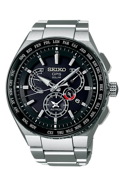 【たっぷりポイントMAX10倍! ショッピングローンMAX60回無金利】【送料無料】【国内正規品】 ASTRON アストロンExecutive LineSBXB123【ソーラーGPS衛星電波時計 時計 腕時計】