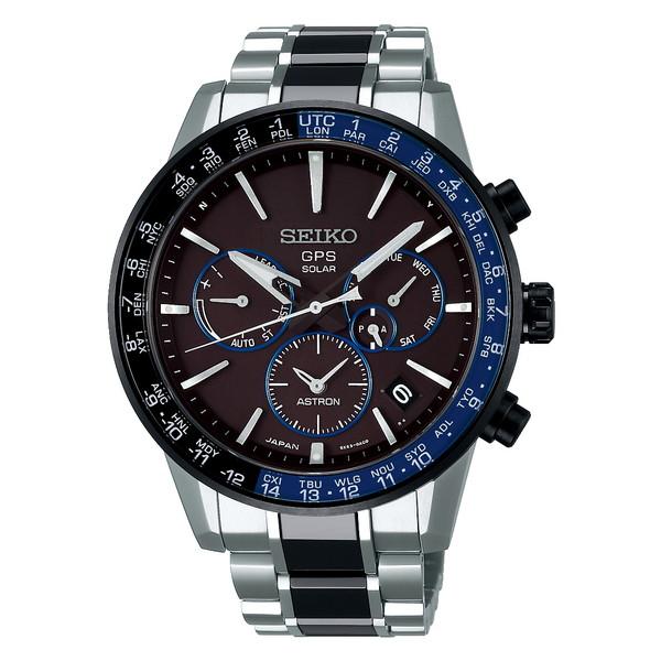【ノベルティプレゼント】SEIKO セイコー ASTRON アストロン メンズ 5Xシリーズ デュアルタイム セイコーグローバルブランド コアショップ限定販売 SBXC009 ソーラーGPS衛星電波時計 腕時計
