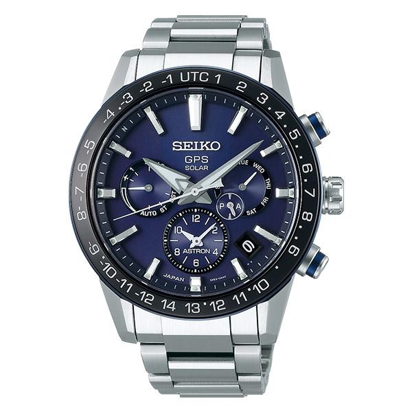 【メーカー取り寄せ】【ノベルティプレゼント】SEIKO セイコー ASTRON アストロン 5X Series メンズ SBXC015 ソーラーGPS衛星電波時計 腕時計