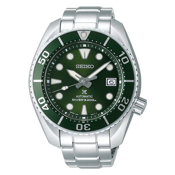 【ノベルティプレゼント】SEIKO セイコー PROSPEX プロスペックス Diver Scuba ダイバー スキューバ メンズ シルバー グリーン SBDC081 腕時計【セイコーグローバルブランド コアショップ限定】