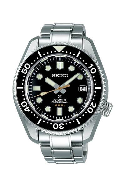 【ノベルティプレゼント】SEIKO セイコー PROSPEX プロスペックス Marinemaster Professional マリーンマスター プロフェッショナル メンズ シルバー ブラック SBDX023 腕時計【セイコーグローバルショップ限定】