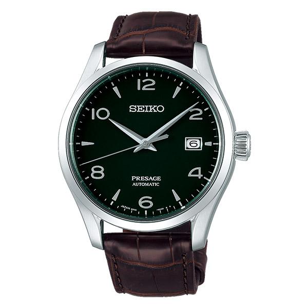 SEIKO セイコー PRESAGE プレザージュ Green Enamel Dial Limited Edition グリーンエナメルダイヤル リミテッドエディション メンズ 琺瑯ダイヤル SARX063 腕時計