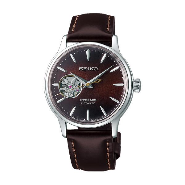 【メーカー取り寄せ】SEIKO PRESAGE セイコー プレザージュ Basic Line ベーシックライン レディース SRRY037 腕時計