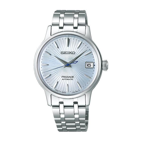【メーカー取り寄せ】SEIKO PRESAGE セイコー プレザージュ Basic Line ベーシックライン レディース SRRY041 腕時計
