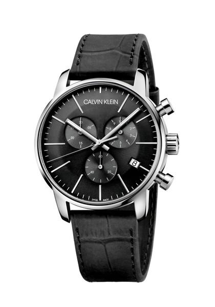 【たっぷりポイントMAX 10倍! おトクにGET!!】【送料無料】【国内正規品】 【CALVIN KLEIN (カルバンクライン)】【ck city】【K2G271C3】【時計 腕時計】
