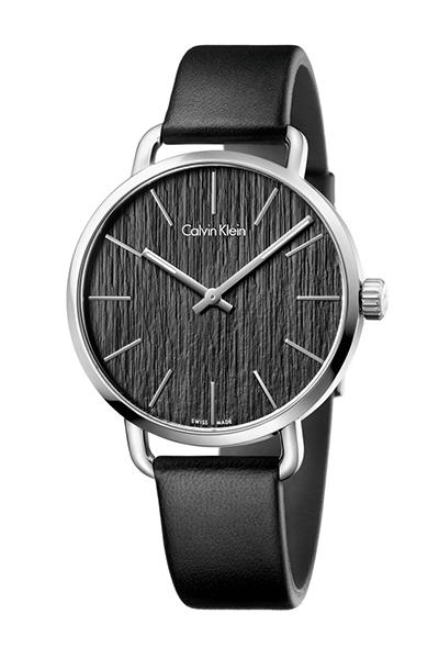 【たっぷりポイントMAX 10倍! おトクにGET!!】【送料無料】【国内正規品】 【CALVIN KLEIN (カルバンクライン)】【Calvin Klein even】【K7B211C1】【時計 腕時計】