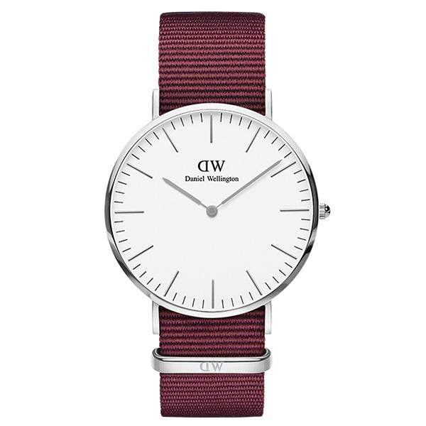 【ノベルティプレゼント】ダニエルウェリントン クラシックローズリン 40mm メンズ DW00100268 腕時計