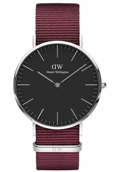 【ノベルティプレゼント】DANIEL WELLINGTON ダニエルウェリントン Classic Roselyn クラシックローズリン 40mm メンズ DW00100270 腕時計