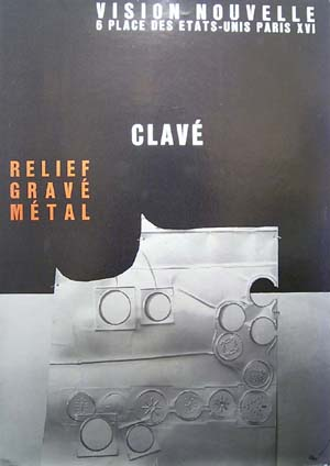 CLAVERELIEF GRAVE METAL