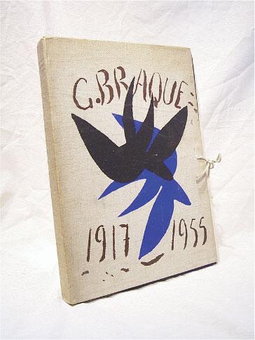 ジョルジュ・ブラック:Georges BRAQUE:Cahier de G.Braque1917-1947