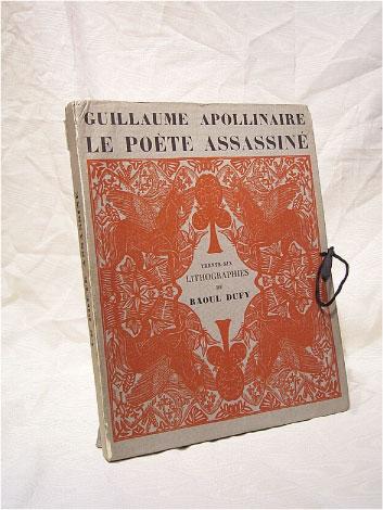 ラウル・デュフィー:Raoul DUFY:Le poete assacine