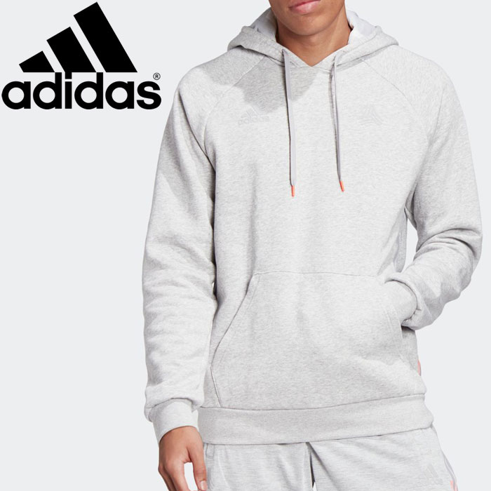 ○20Q1 adidas(アディダス) TAN テックスウェットフーディー IEL74-FQ2114 メンズ