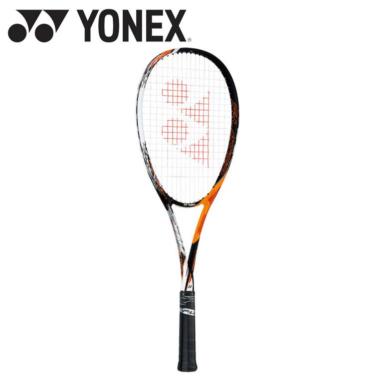 人気 ヨネックス ソフト 軟式 テニスラケット エフレーザー7V 1着でも送料無料 フレームのみ FLR7V-814