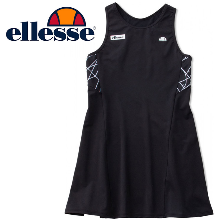 エレッセ テニス GS Tour Dress 正規品送料無料 Seasonal Wrap入荷 グランドスラムツアードレス EW021100-KP