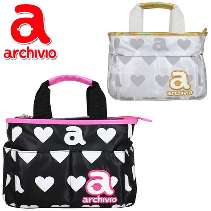 be0e6e7fb2bf アルチビオ archivio golf round bag A850413 Lady s 2019 spring and summer