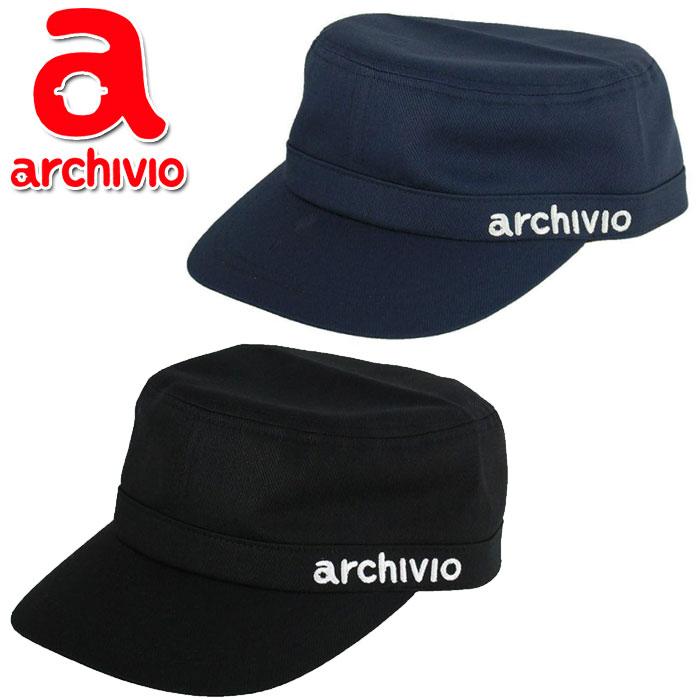【あす楽対応】アルチビオ archivio ゴルフウェア キャップ ワークキャップ A960301 メンズ レディース 2020年春夏