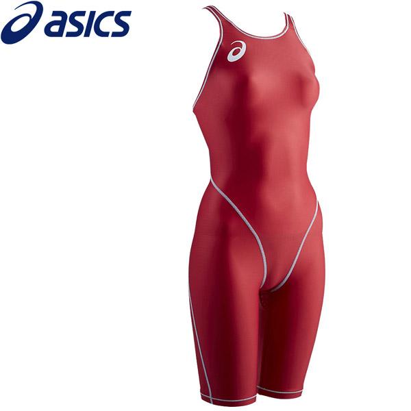アシックス 競泳 水泳 スイミング 水着 レディース WSスパッツ ASL102-26 返品不可